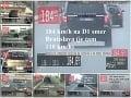 Terorizujú slovenské cesty! FOTO cestných pirátov, ktorým predpisy a bezpečnosť nič nehovoria