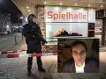 Prvé FOTO strelca z Hanau: Pred masakrom nahral VIDEO... Zanechal list s mrazivým obsahom