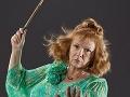 Julie Walters ako Molly v Harrym Potterovi