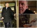 VOĽBY 2020 Andrej Kiska vypovedal na polícii: VIDEO Exprezident priniesol záhadnú obálku