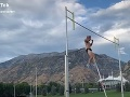 VIDEO Študent trénoval atletiku, prišiel hrôzostrašný moment: Citlivé povahy, radšej si zavrite oči!