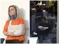 Žena chcela prepašovať len šesťdňové bábätko: Napchala ho do tašky! Šialenosť zachytilo VIDEO