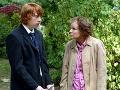 Rupert Grint a Julie Walters si spolu zahrali okrem Harryho Pottera aj v Lekciách šoférovania.