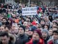 Spomienková akcia v Bratislave.
