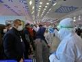 Koronavírus si v Iráne