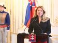 Prezidentka Čaputová spustila vlastnú reláciu! VIDEO Témou bola predvolebná atmosféra