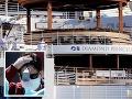 Ďalšia obeť koronavírusu: Šok z ministerstva! Ľudí znova netestovali, japonskú loď opustili aj nakazení