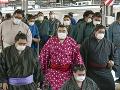 Občania Južnej Kórey sa