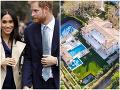 Meghan a Harry bez peňazí? Kdeže... Dom v luxusnom Malibu za milióny dolárov!