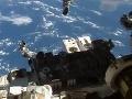 VIDEO Medzinárodná vesmírna stanica