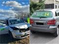 Na známu taxislužbu sa valí vlna kritiky! FOTO Ľudia ostali šokovaní, kotlebovci zneužili nehodu