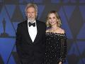 Harrison Ford a Calista Flockhart