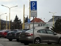 Spor o parkovanie v Košiciach: Ústavný súd odmietol sťažnosť mesta