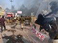 Nepokojne v Naí Dillí