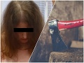 Dcéra (27) chytila sekeru a zavraždila vlastnú matku: FOTO Otrasné, čo nasledovalo po čine
