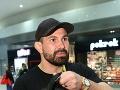 MMA zápasník Attila Végh