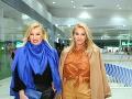 Riaditeľka módnej televízie Fashion Tv Gabriela Drobová a prominentná dermatologička Alena Pallová