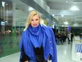 Riaditeľka módnej televízie Fashion Tv Gabriela Drobová