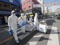 Preventívne opatrenia platia aj pre Južnú Kóreu.