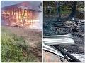 Tri deti (†3, 4, 8) zhoreli zaživa v dome: VIDEO Strýko ich nechal samy, zamkol a odišiel preč