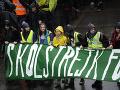 Thunbergová so silným odkazom: Svetoví lídri sa správajú ako deti, dospelí musíme byť my