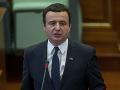 Kosovo čiastočne zruší Srbom stopercentné clo: EÚ to privítala, Američania zúria