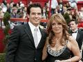 Antonio Sabato Jr. so svojou mamou.