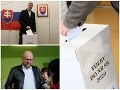Svoj hlas do parlamentných volieb 2020 odovzdali prví politici