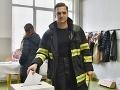 VOĽBY 2020 Volia aj hasiči v službe: Na voľby odskočili vďaka tomu, že nehorelo