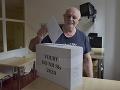 VOĽBY 2020 Vo vojenskej nemocnici v Ružomberku už odvolili pacienti aj lekári