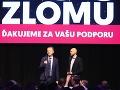 VOĽBY 2020 Politologička hodnotí výsledky: PS-Spolu prekvapilo, Matovič má veľkú zodpovednosť