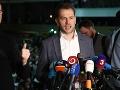 VOĽBY 2020 Na Slovensku sa koná tretia vlna revolúcie, okomentoval exit poll Matovič