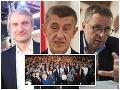VOĽBY 2020 TOP reakcie