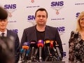 VOĽBY 2020 Danko chce skončiť vo vedení SNS: Voliči nám vystavili vysvedčenie, hovorí predseda SNS