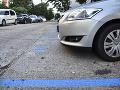 Parkovanie v zónach v