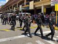 Dráma v obchodnom centre: Bývalý ochrankár, ktorý zajal rukojemníkov, sa vzdal