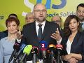 VOĽBY 2020 Šéfkou poslaneckého klubu SaS bude Zemanová, Nicholsonová zostane v Bruseli