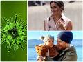 Koronavírus už straší kráľovskú
