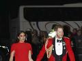 Meghan a Harry zavítali na The Mountbatten Festival of Music.