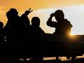 Taliansky ostrov Lampedusa je preplnený migrantmi, tvrdí starosta Martello
