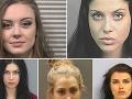 FOTO najatraktívnejších kriminálničiek sa stali hitom: Zlé dievčatá, ktoré skončili za mrežami