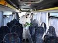 Ministerstvo dopravy posilnilo prevenciu proti šíreniu koronavírusu