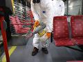Autobusoví a vlakoví dopravcovia zaviedli opatrenia proti šíreniu ochorenia koronavírus