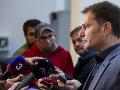 KORONAVÍRUS Zástupcovia novej koalície podporujú opatrenia proti šíreniu vírusu