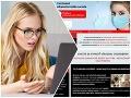 KORONAVÍRUS Ďalší hyenizmus! Falošný slovenský e-shop so zdravotníckymi rúškami sa snaží kradnúť osobné údaje