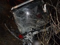 Nočná nehoda v Ružomberku: Viacerých účastníkov už prepustili z nemocníc