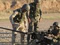 Útok na americkú vojenskú základňu v Iraku: Pri zásahu zahynuli najmenej dvaja vojaci