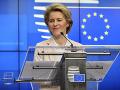 Trump opäť čelí kritike EÚ: Von der Leyenová a Michel odsúdili jednostranné rozhodnutie USA