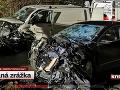 DJ Hajtkovič spôsobil vážnu dopravnú nehodu.