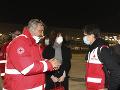 Do Ríma pricestoval tím čínskych lekárov, aby pomohli zvládnuť epidémiu COVID-19